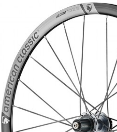 Argent Disc Tubeless公路轮组
