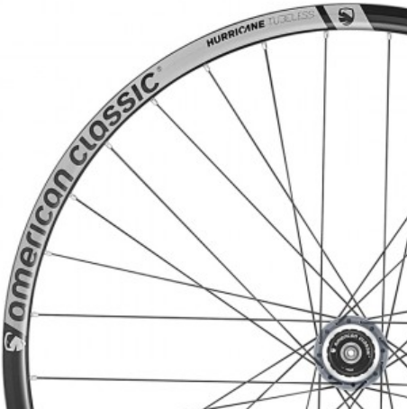 Hurricane Disc Tubeless